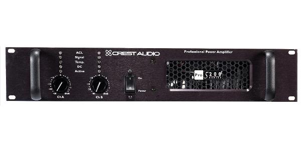 Crest Pro 200 series