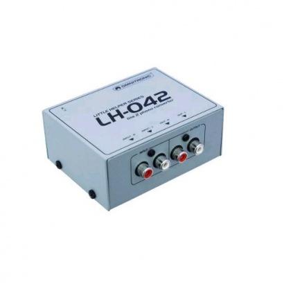 Demo materiaal te koop Omnitronic LH-042 Line / Phono signaal verzwakker